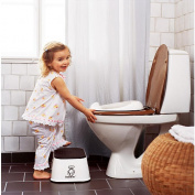 BabyBjorn Safe Step - White