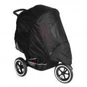 Phil & Teds Explorer Mesh Cover - Double