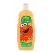 Sesame Street Body Wash & Shampoo - 470ml