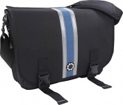 Messenger Nappy Bag Centre Stripe