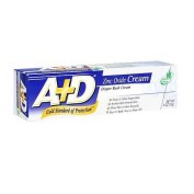 A & D Nappy Rash Cream Zinc Oxdie 120 ml