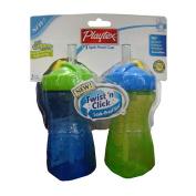 Playtex BPA Free Lil Gripper Straw Cup 270ml - Girl