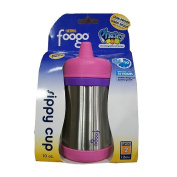 Thermos Foogo Phases Leak Proof Stainless Steel Sippy Cup, 300ml