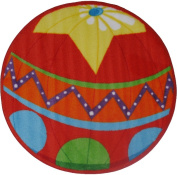 Fun Rugs Fun Time Shape FTS-137 Circus Ball Area Rug - Multicolor