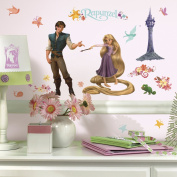 RoomMates Tangled - Rapunzel Peel & Stick Wall Decal