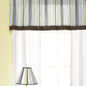 Kids Line Mosaic Transport Valance