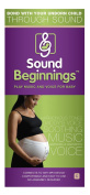 Sound Beginnings Pre-Natal Sound Delivery System, Women's Size 10, 12, 14