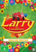 Larry the Lawnmower [Region 4]