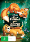 The Fox and the Hound / The Fox and The Hound II -  [Region 4]