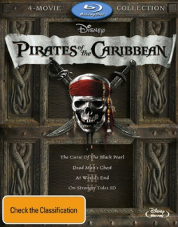 Pirates of The Caribbean Quadrilogy
