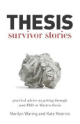 Thesis Survivor Stories