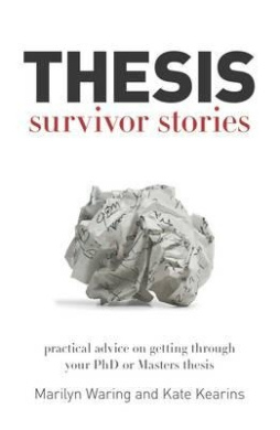 Good Masters Thesis advice books?