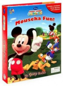 Mouseka Fun! (My Busy Book)