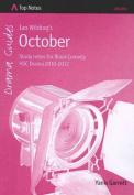 Ian Wilding's October