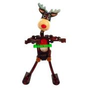 Z Wind Ups Noggin Bop, Rudy Reindeer