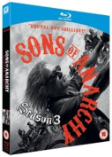 Sons of Anarchy [Region 2] [Blu-ray]