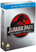 Jurassic Park/The Lost World - Jurassic Park/Jurassic Park 3 [Region 2] [Blu-ray]