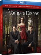 Vampire Diaries [Region 2] [Blu-ray]