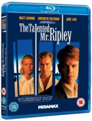 Talented Mr Ripley [Region 2] [Blu-ray]