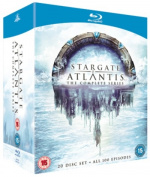 Stargate Atlantis [Region B] [Blu-ray]