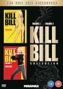 Kill Bill: Volumes 1 and 2 [Region 2]