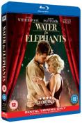 Water for Elephants [Region B] [Blu-ray]