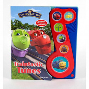 Little Music Note 6 Button Chuggington