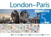 London & Paris PopOut Map