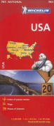 Michelin USA Road Map