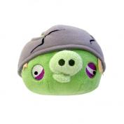 Angry Birds 13cm Plush Helmet Pig Plush Toy