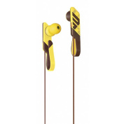 Sony Qlasp Earbuds - Brown