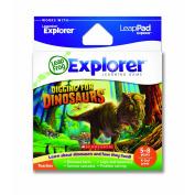LeapFrog Explorer Learning Game - Digging for Dinosaurs