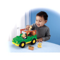 Fisher-Price Little People Animal Sounds Safari Truck