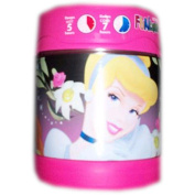 Thermos Funtainer 300ml Food Jar, Disney Princesses