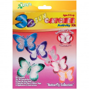 3D Suncatcher Activity Kits - Butterfly