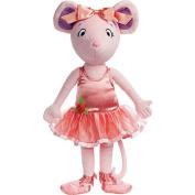 Madame Alexander, Angelina Ballerina Cloth Doll, Angelina Ballerina Collection, Play Alexander Collection - 46cm
