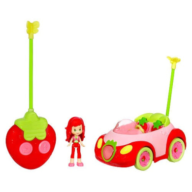 Strawberry Shortcake Radio Control Vehicle - Berry Cruiser