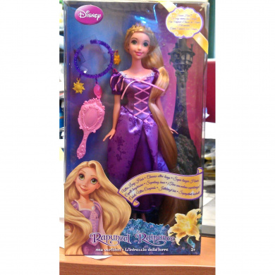 disney tangled exclusive ultra long hair princess doll rapunzel by mattel shop online for. Black Bedroom Furniture Sets. Home Design Ideas