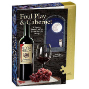 Foul Play and Cabernet Murder Mystery Jigsaw Puzzle - 1000-Piece
