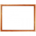 Natural Wood Jigsaw Puzzle Frame - 49cm x 70cm