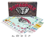 Late For The Sky 730799020056 University of Alabama Crimson Tide Bamaopoly
