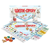 Westie-opoly Board Game