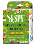 I Spy Card Game - Mysterious Objects