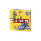 Spinner Books For Kids -Dinomite