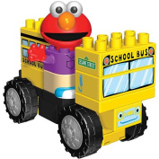 K'NEX Sesame Street Building Set - School Bus
