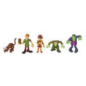 Scooby-Doo Pirate Crew Figures - 5-Pack - Shiver Me Timbers Scooby and the Pirate Crew