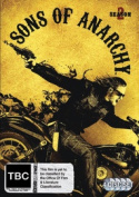 Sons Of Anarchy: Season 2 [Region 4]