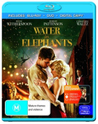 Water For Elephants [Region B] [Blu-ray]
