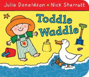 Toddle Waddle [Board book]