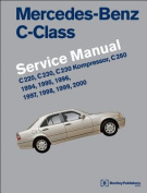 Mercedes-Benz C-Class (W202) Service Manual 1994-2000